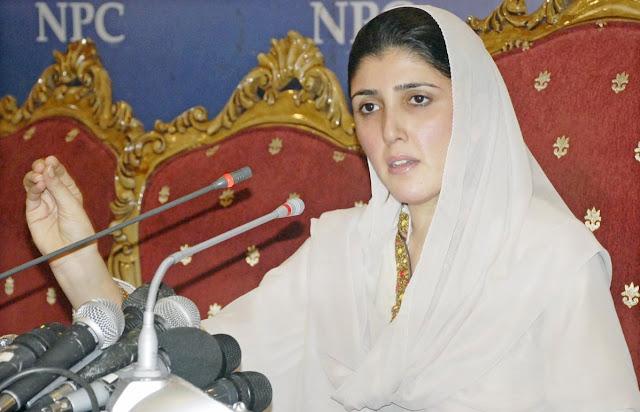 آصف شاہد: عائشہ گلالئی کو تحریک انصاف کا تین کروڑ ہرجانے کا نوٹس