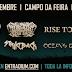 6º Live For Madness Metal Fest - Novedades
