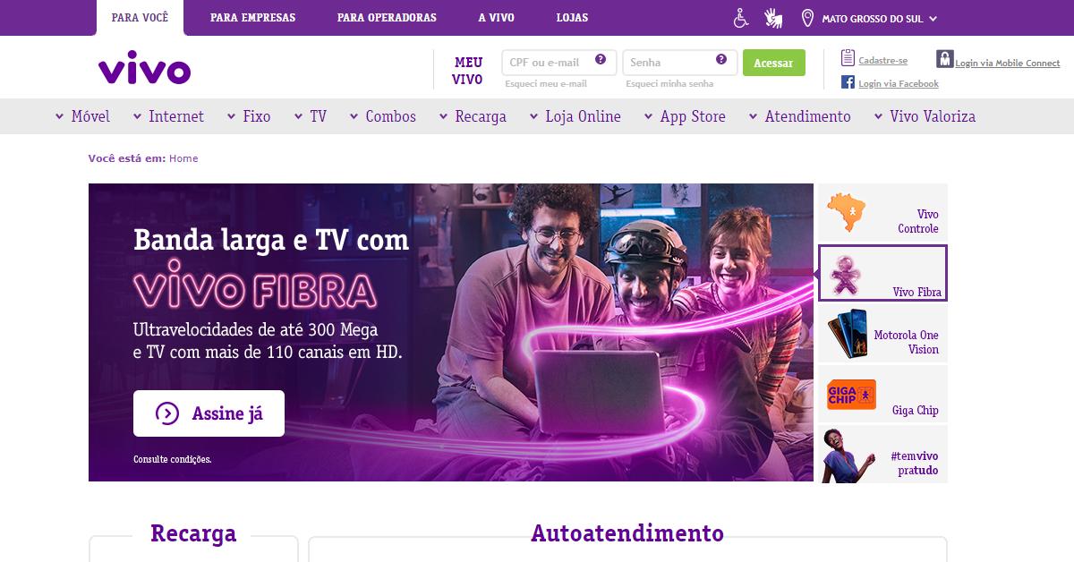 Weekend Tricks: Vivo Brazil free Unlimited Internet Trick On