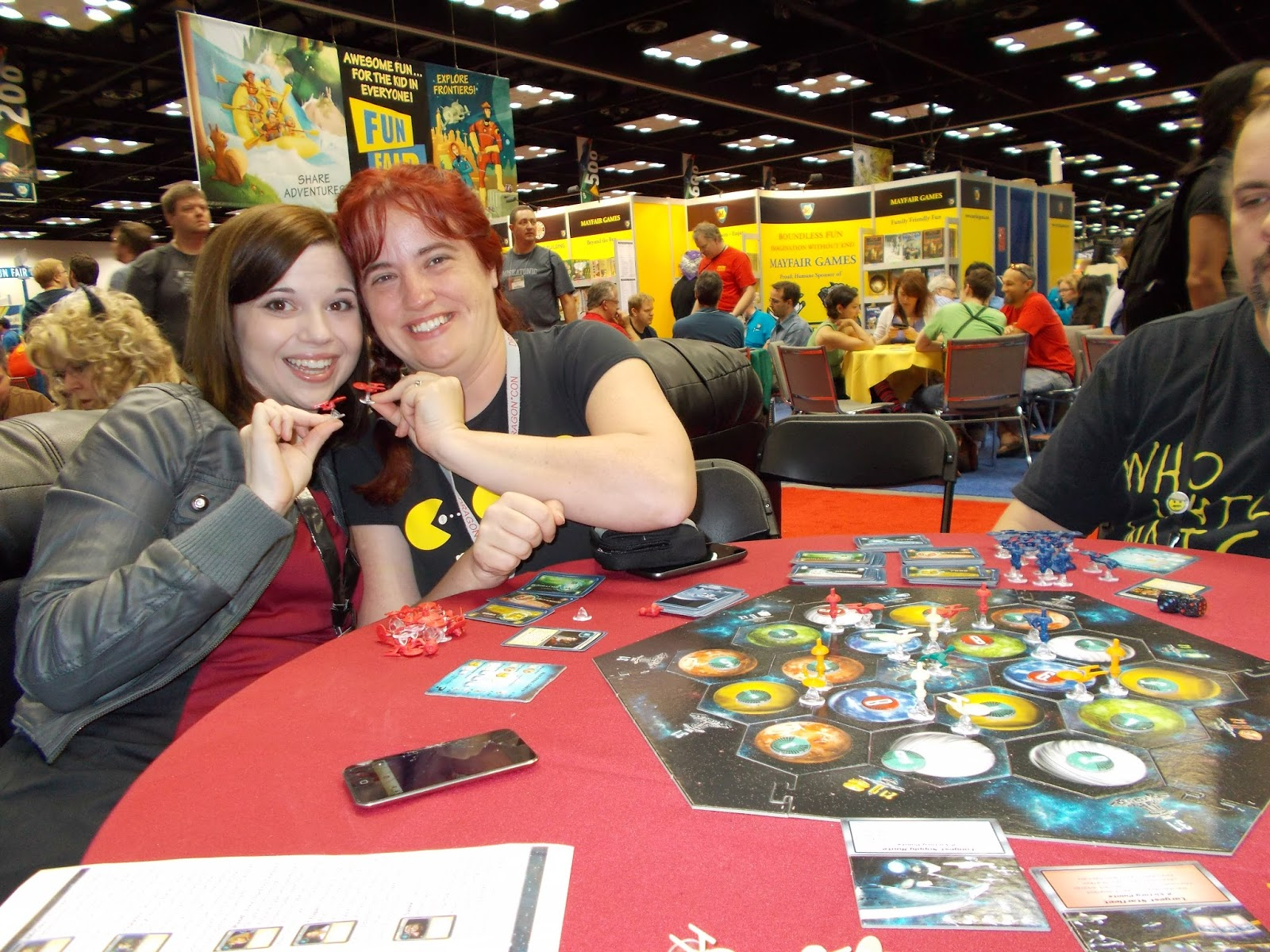 Dreaming About Other Worlds Event Gen Con August 14th
