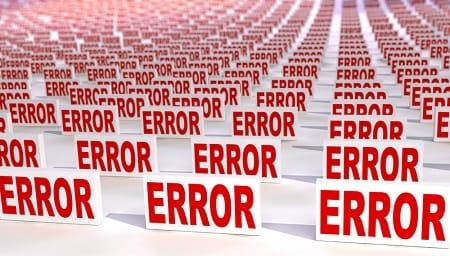 ToS error60