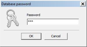 Kelas Informatika - Input Password Database JDBC Connection