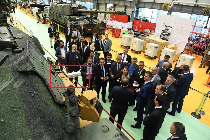 Перші 40 турецьких танків оснастять українським комплексом активного захисту до кінця 2018 року