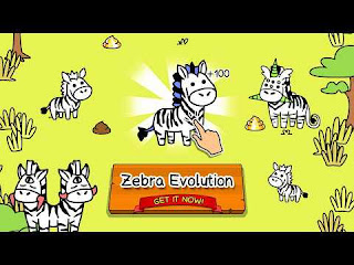 Zebra Evolution Hacked Apk