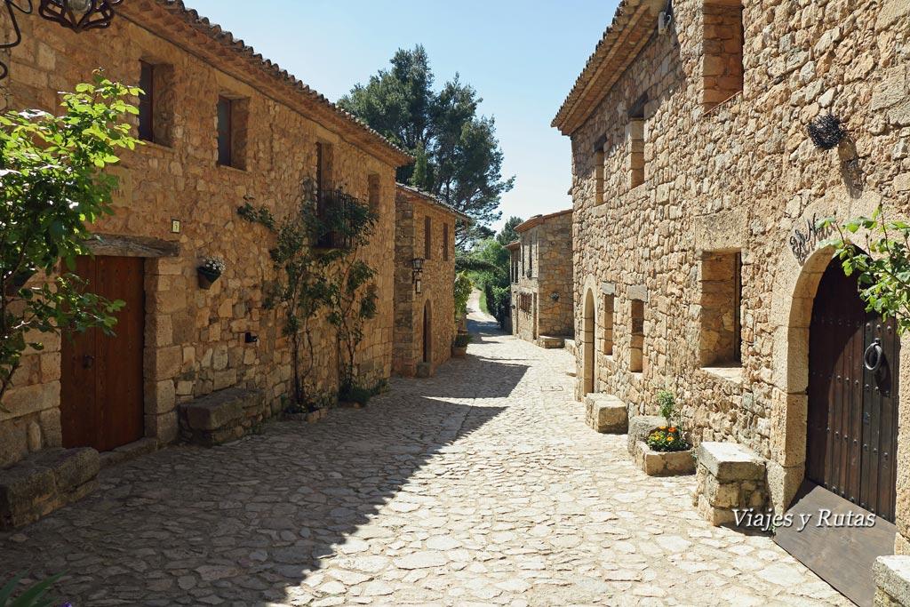 Calles de Siurana, Tarragona