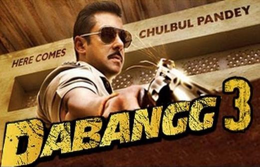 Dabangg 3 Salman khan upcoming film fan made poster
