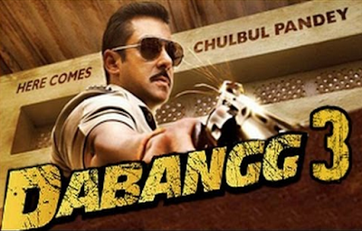 Dabangg 3 Salman khan upcoming film fan made poster