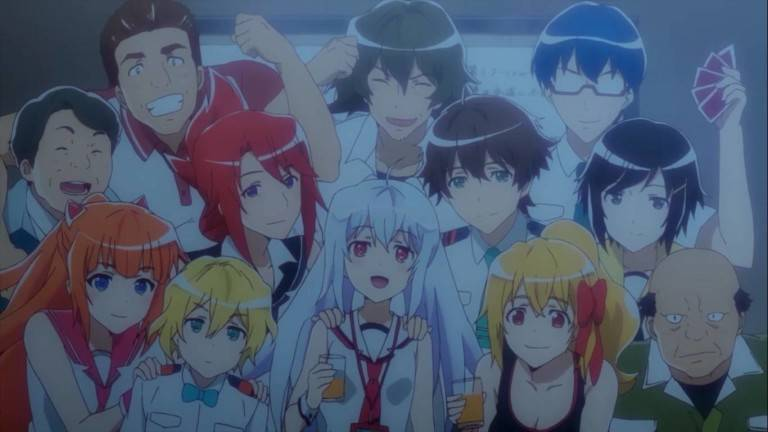 Plastic Memories di Rekomendasi Anime Romance - Drama Terbaik