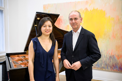 Annie Yim and Christopher Le Brun at Arndt Art Agency, Berlin