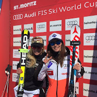 ESQUÍ ALPINO - Lara Gut no falla en St. Moritz y suma su segundo Globo de Cristal de la temporada