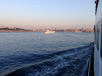Турецкая жизнь: ноктюрн на городском острове