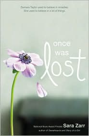 Librisnotes Once Was Lost By Sara Zarr