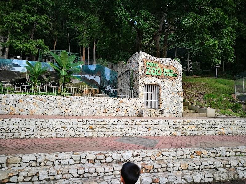 Mini Zoo Taman Teruntum Kuantan, Pahang