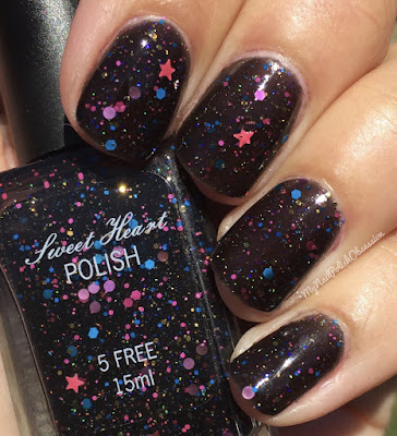 Destination Duo, March 2016; Sweet Heart Polish Starlit Showcase