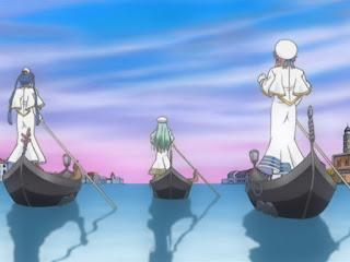جميع حلقات انمي Aria The Animation مترجم عدة روابط