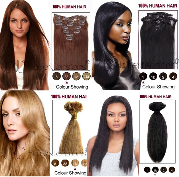 Change The Way You Look With Human Hair Extensions Miss Litratista