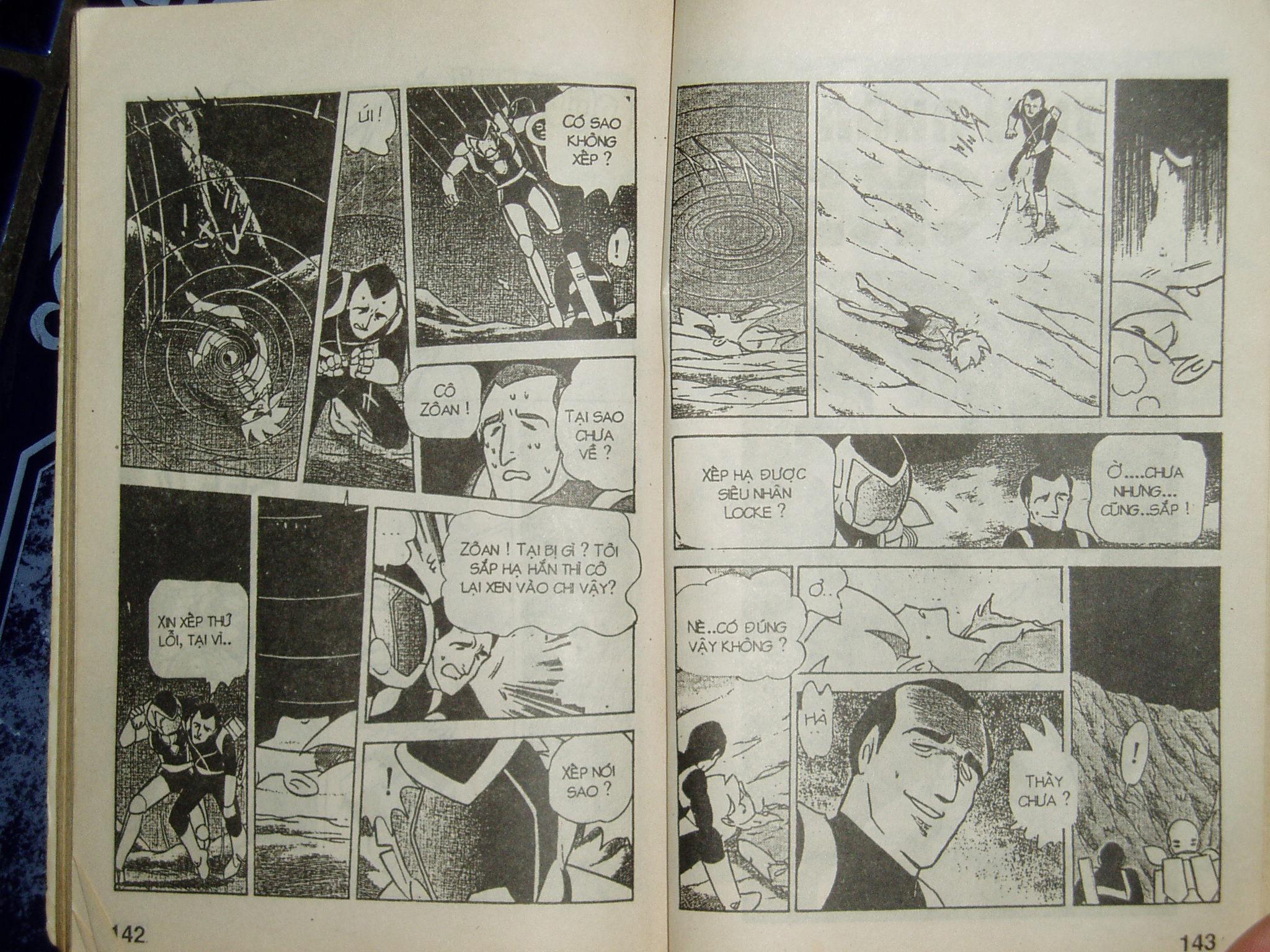 Siêu nhân Locke vol 16 trang 69
