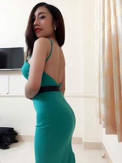Gái xinh facebook DJ Thùy Top (Nguyễn Thùy)