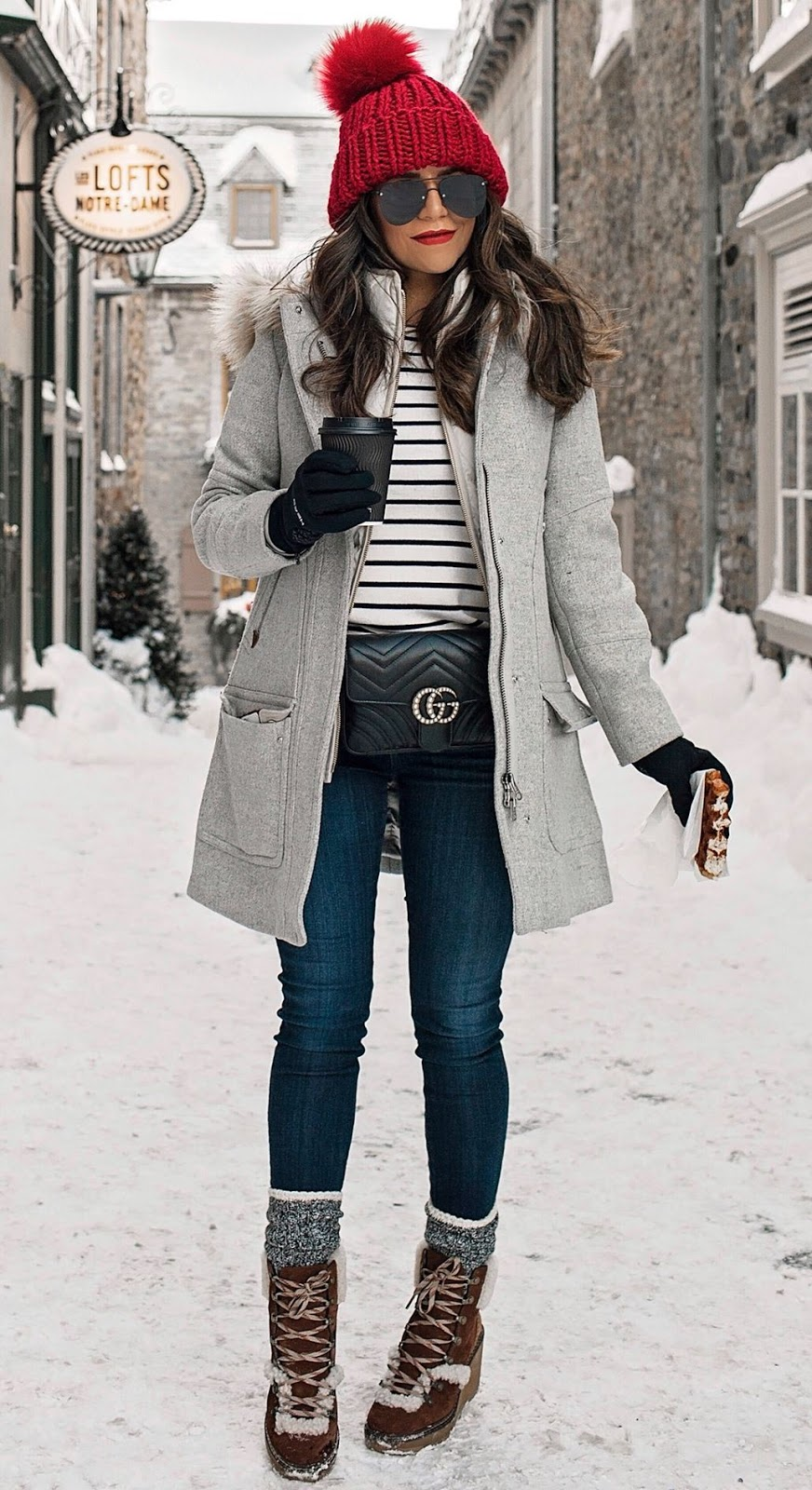 Classy Winter Outfit To Wear Now