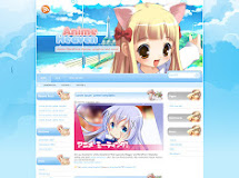 Anime Theme for Wordpress: Anime Heaven
