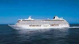 Crystal Cruises Crystal Serenity Sailing Northwest Passage Cruise
