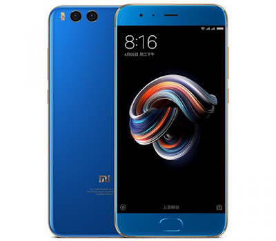 Xiaomi Mi Note 3 4GB RAM Variant Launched In China