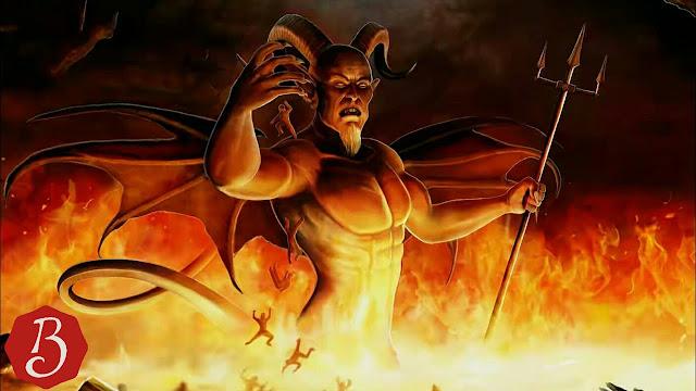 Perbezaan antara Syaitan, Iblis dan Jin