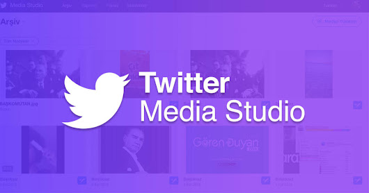 How to use Twitter Media Studio