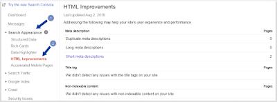 html related errors
