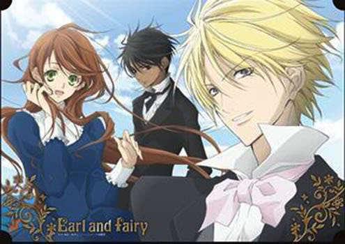 Earl and Fairy | Hakushaku to Yousei | 480p | DVDRip | English Subbed