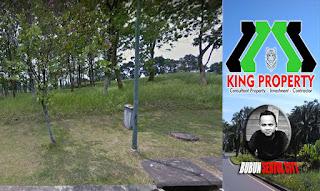 Rp.10 Jt / M2 SERTIFIKAT - Dijual Kavling View Golf Di Sentul City - NICE VIEW ( Code : 410 )