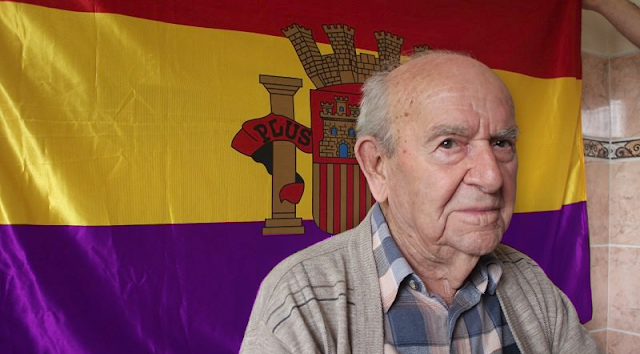 Fallece Virgilio Peña, combatiente republicano y superviviente de Buchenwald