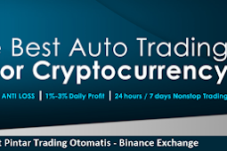 Trading Otomatis di Binance Menggunakan Robot Trading NET89