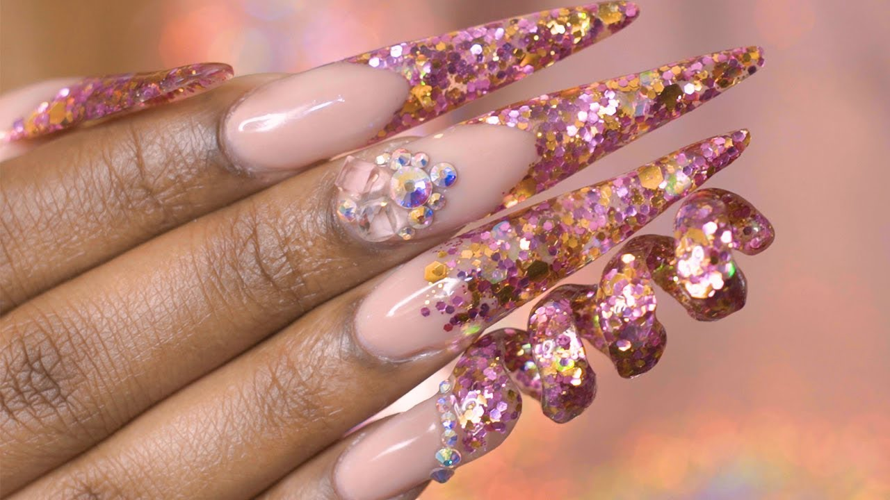 MelodySusie, Bring Your Beauty Salon Home!: 10 Crazy Nail Designs ...