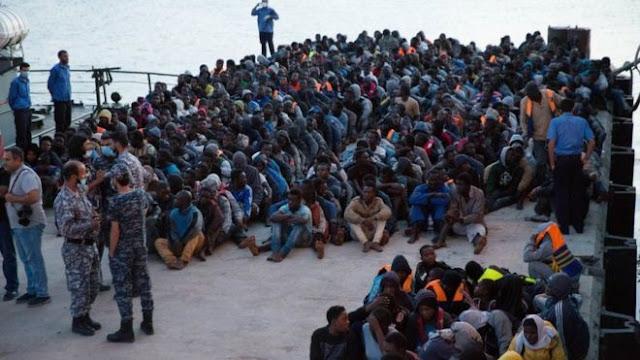 Δείτε τους αριθμούς των μεταναστών που θα δεχθούν οι ευρωπαϊκές χώρες είτε το θέλουν είτε όχι. Στην Ελλάδα θέλουν να φέρουν περίπου 38.000.000 μετανάστες