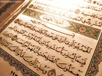 Sudah Membaca Surat Al-Kahfi