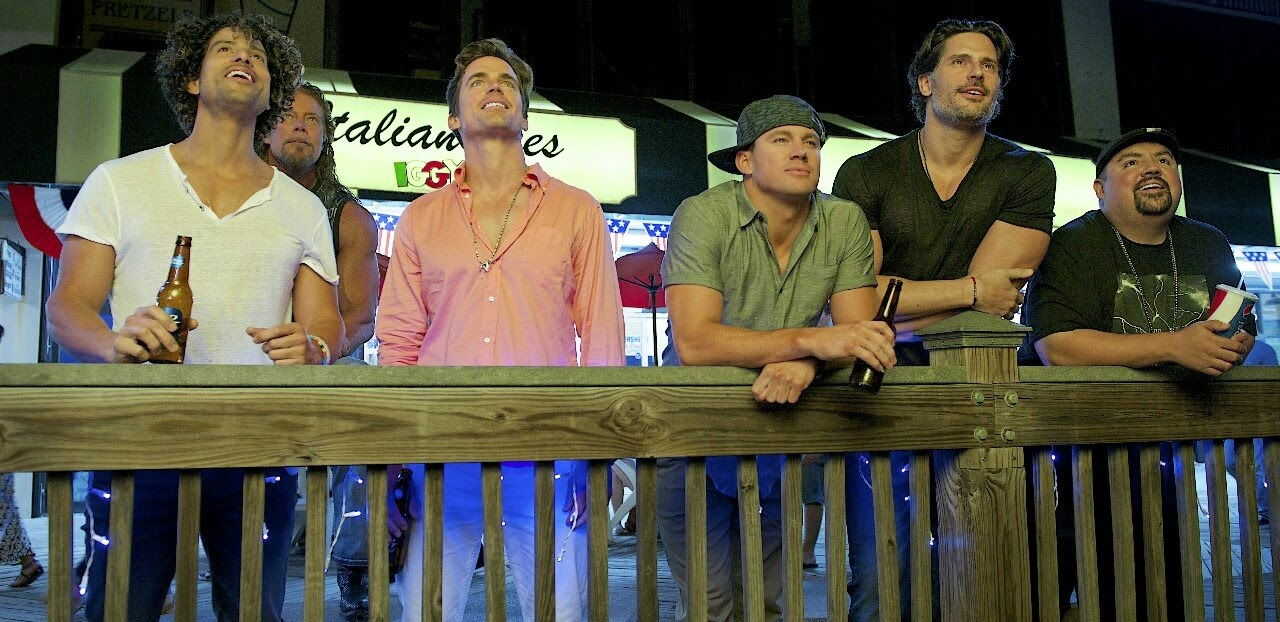 Mais descamisados no segundo trailer de Magic Mike XXL, com Channing Tatum, Matt Bomer e Joe Manganiello