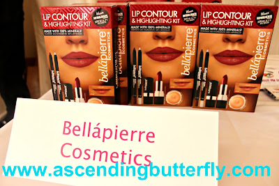 Bellapierre Cosmetics at BeautyPress Spotlight Day September 2015