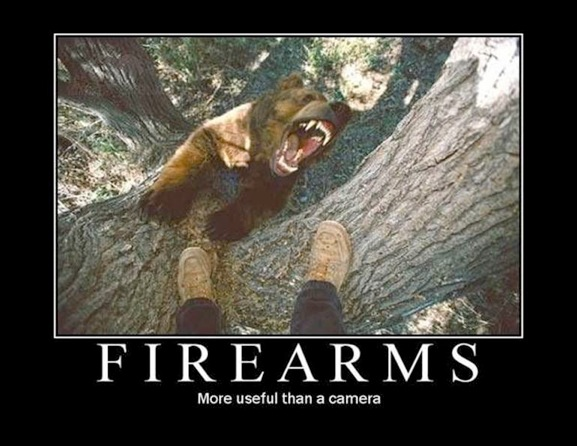 Firearms Better Than A Camera