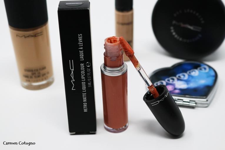 Mac, Retro Matte Liquid Lipcolour
