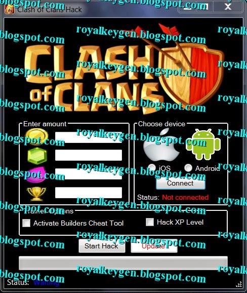 Clash Royal Gem Hack