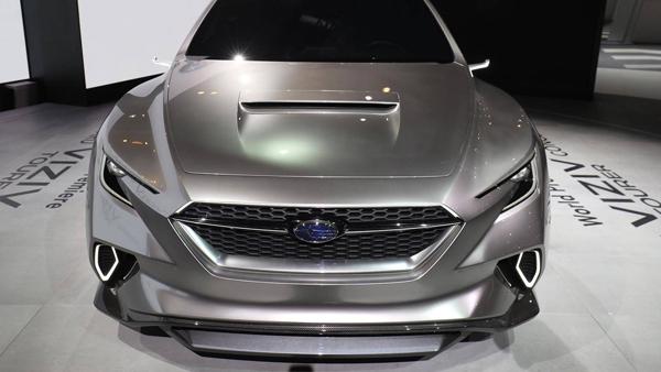 Subaru VIZIV Tourer Concept - 1