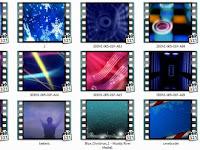 100 Background EasyWorship format AVI dan MPEG Vidio untuk Ibadah Gereja