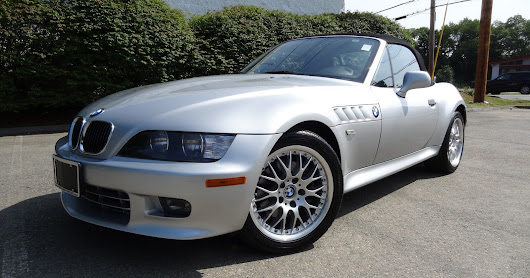 2001 BMW Z3, Mineral White Metallic, For Sale, Foreign Motorcars Inc, Quincy MA, BMW Service, BMW Repair, BMW Sales