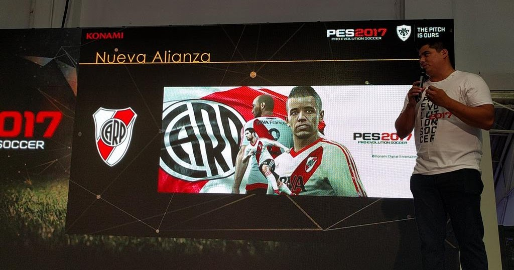 PES-EDITING: Pes 2017 Partnership River Plate