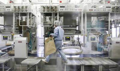 Produção industrial do Japão