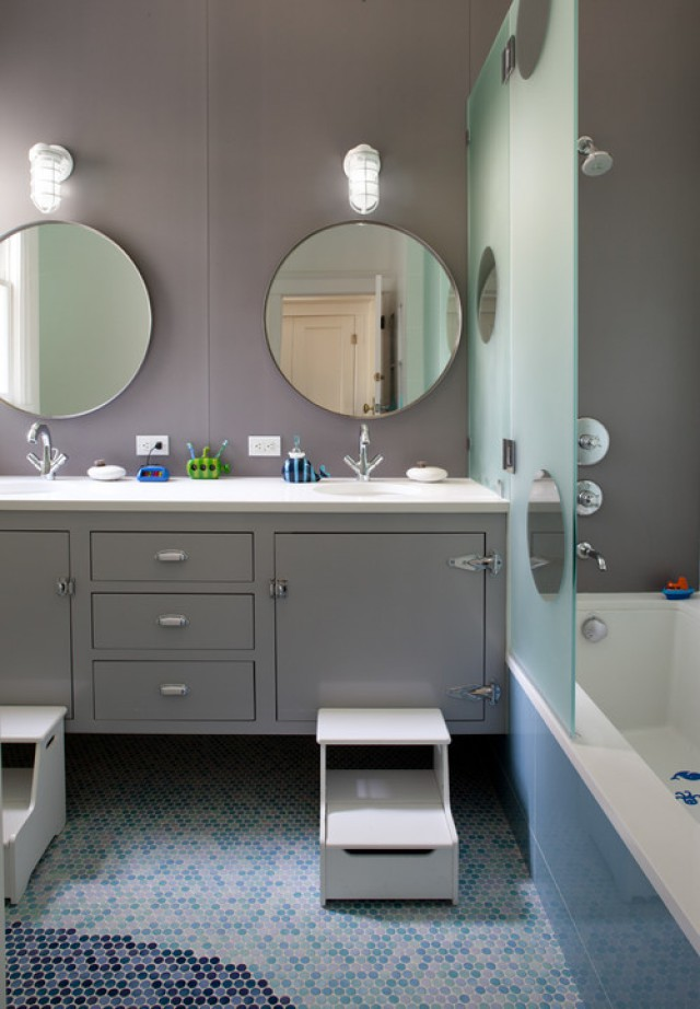 Kids Bathroom Decor Ideas, Themes, Furniture, Accessories, Paint Colors
