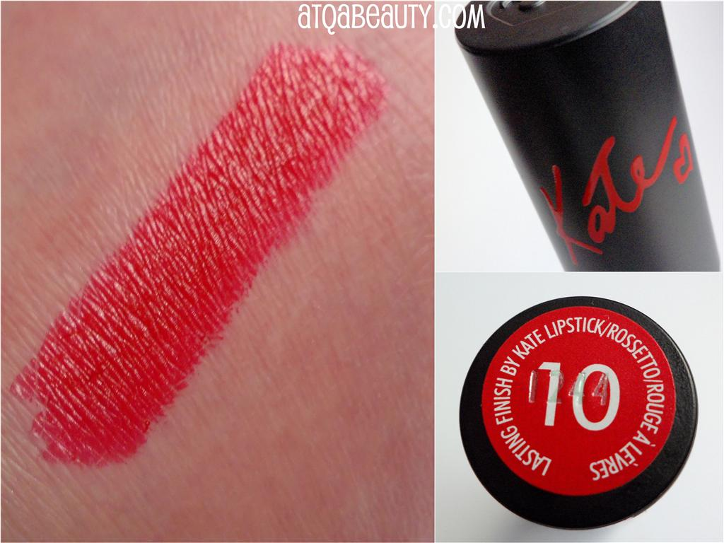 Rimmel, Lasting Finish by Kate, 10