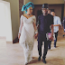 Ubi Franklin And Lilian Esoro Mark Ist Anniversary As A couple