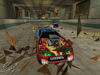 download game nascar rumble ps2 iso ppsspp